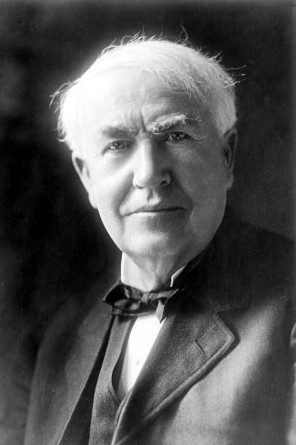 History of Thomas Edison