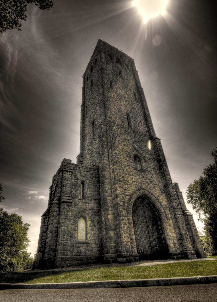Devils Tower Alpine NJ