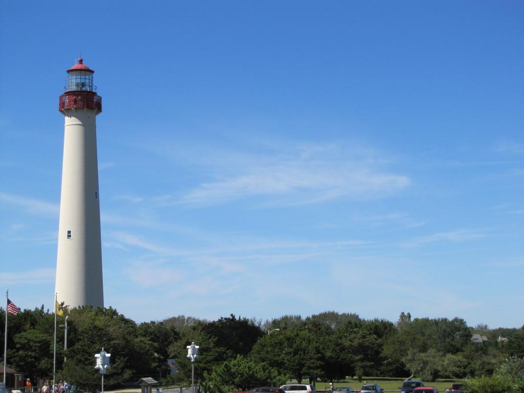 A HistoryOf NJ Lighthouses