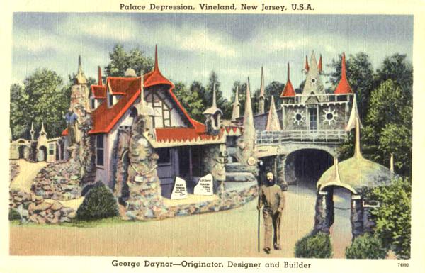 NJ Vineland Palace Depression