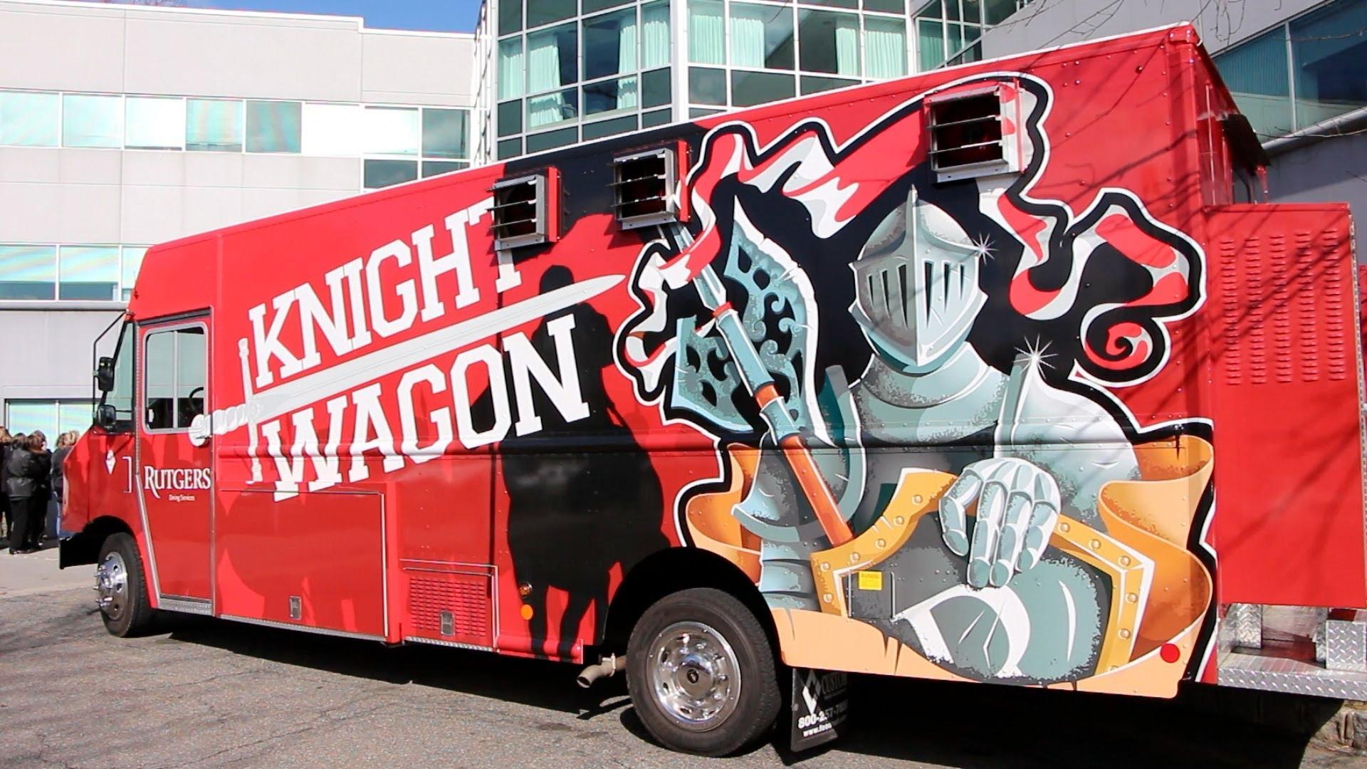 Rutgers Food Trucks