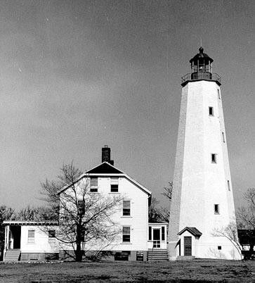 Sandy Hook NJ History