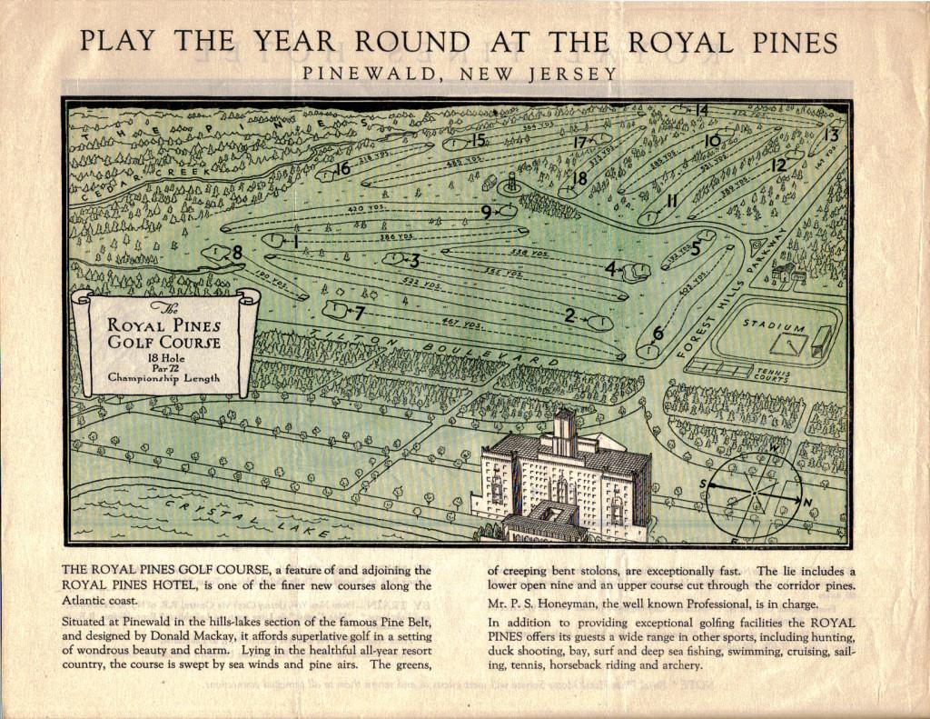 Royal Pines Hotel