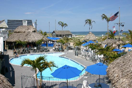 Sea Shell Resort Beach Haven New Jersey The Best Beaches In World