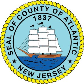Atlantic County History And State Seal