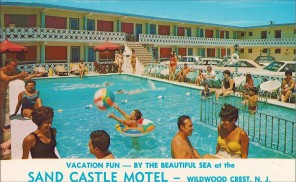 Wildwood NJ retro hotels