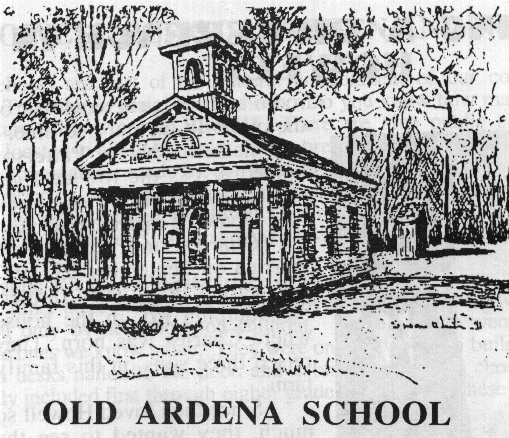 Old Ardena Schoolhouse NJ Information