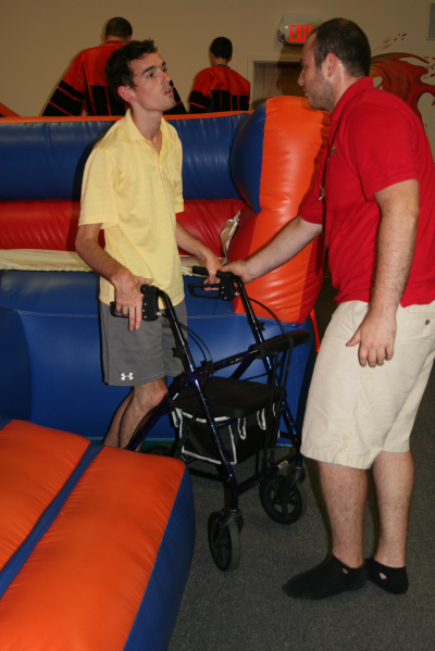 The Bounce Factory Play Places in NJ for Kids with Special Needs