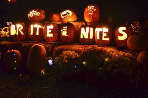 Wagner Farms Arboretum Brite Nites Toddler Halloween Attraction NJ