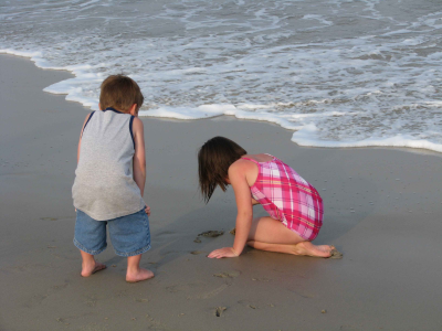 Take a Walk on the NJ Beach Fun Ways to Improve fine Motor Skills in Children