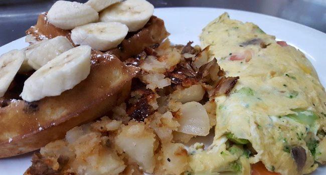 Augies OC NJ Omelette Waffle House and Grill NJ Shore Breakfast Spots