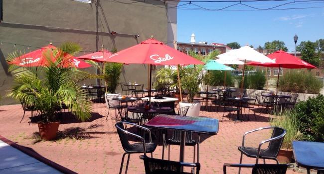 Avenue Bistro and Pub NJ Restaurants that Let you Bring Dogs