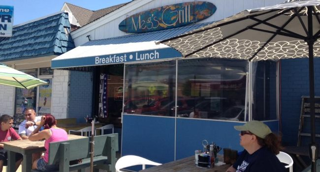 Megs Grill Breakfast Joints on the NJ Shore