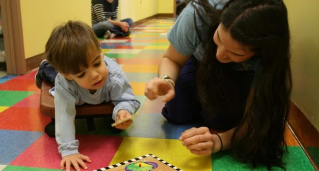 NJ Early Intervention Infant and Toddler Program