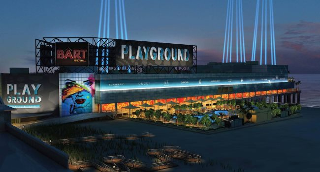 The Playground Best Southern NJ Shore Shopping Centers