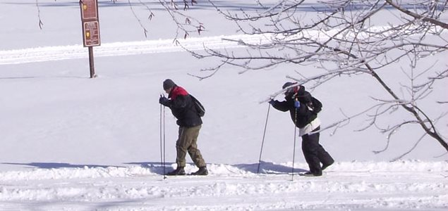 High Point Cross Country Ski Center Romantic Date Ideas for Valentines Day in New Jersey