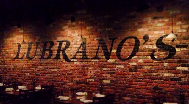 Lubranos Trattoria Best BYOB Restaurants in Monmouth County NJ