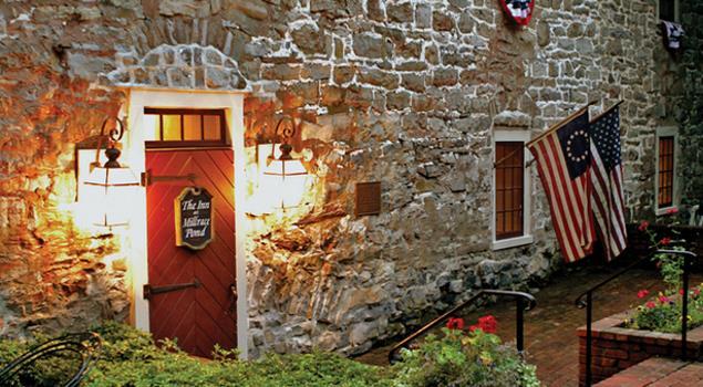 The Inn at Millrace Pond Romantic Valentines Day Inns in Morris County NJ