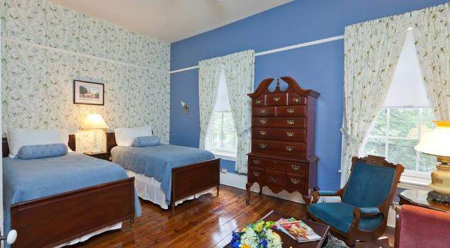 The Lily Inn Historic Romantic Inns in Burlington County NJ