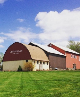 Unionville Vineyards In Hunterdon County NJ
