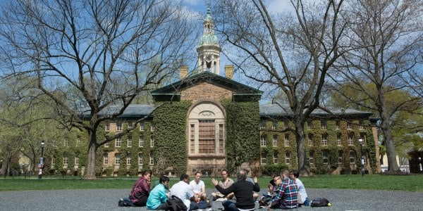 Princeton University Unique Colleges In New Jersey