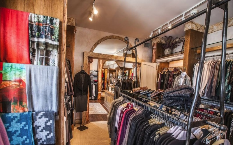 Clothing Stores In Princeton Nj