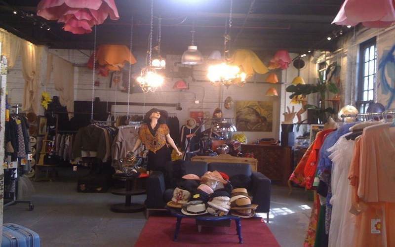 Vintage clothing stores new jersey