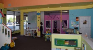 Mama Bear's Play Cafe in Holmdel, NJ