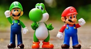 Mario Kart Power Play Gaming