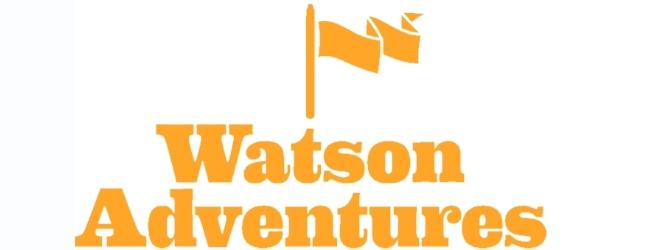 Watson Adventures Logo