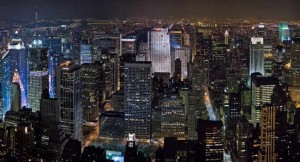 NYC Private Night Tour and Rooftop Dinner