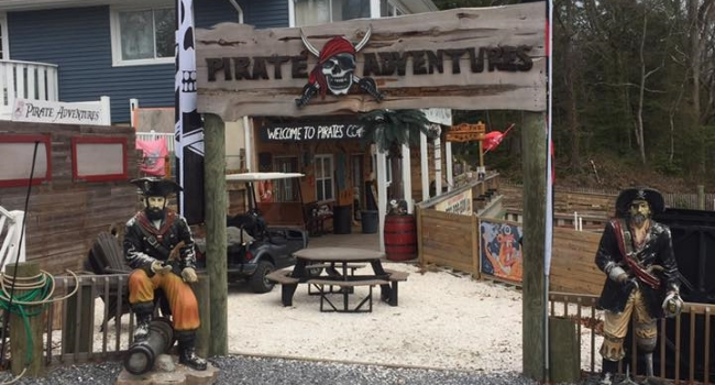 Jersey Shore Pirate Adventure is an Underrated Party Venue For Kids